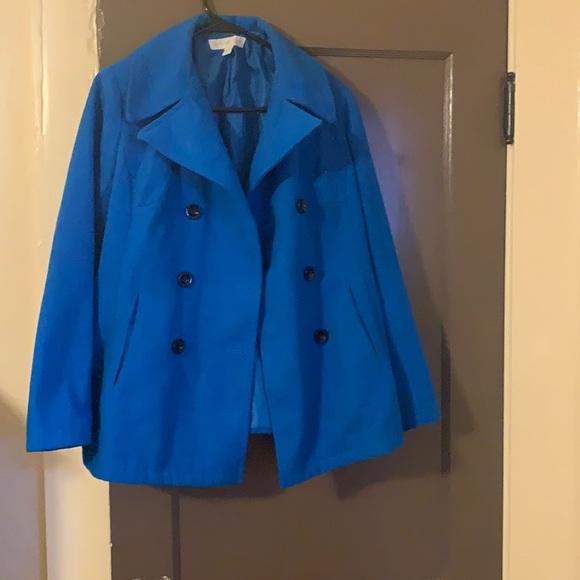New York and Company pea coat